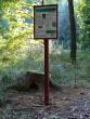 infopanel v Jindřišském údolí