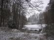 Jindřišské údolí v zimě
